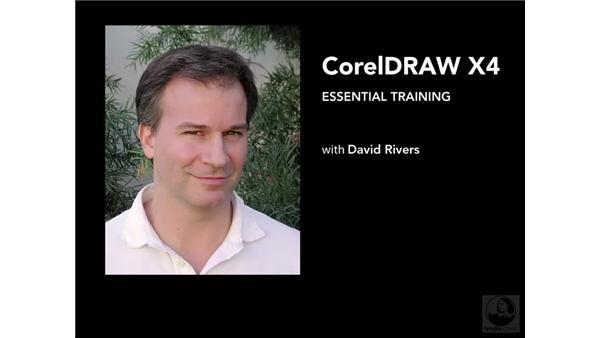 Goodbye: CorelDRAW X4 Essential Training