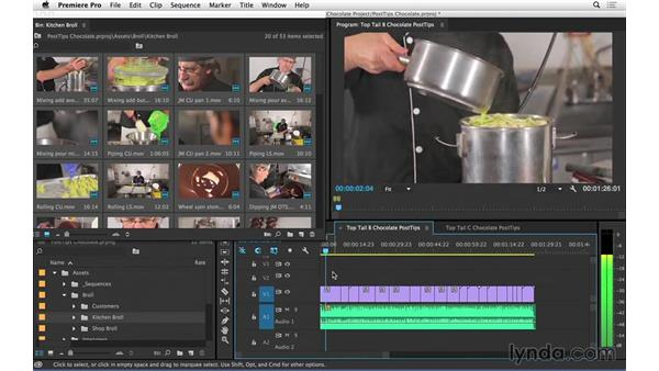 Top and Tail editing in Premiere Pro : Video Post Tips Weekly