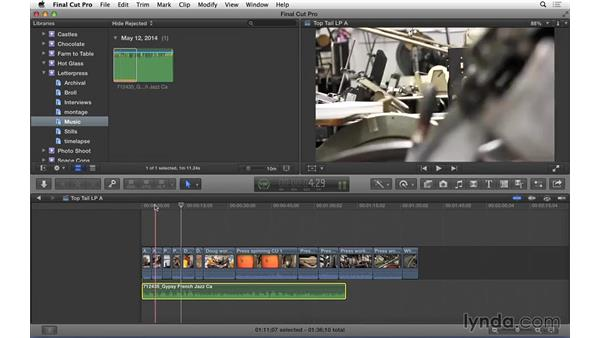 Top and Tail editing in FCP X: Video Post Tips Weekly