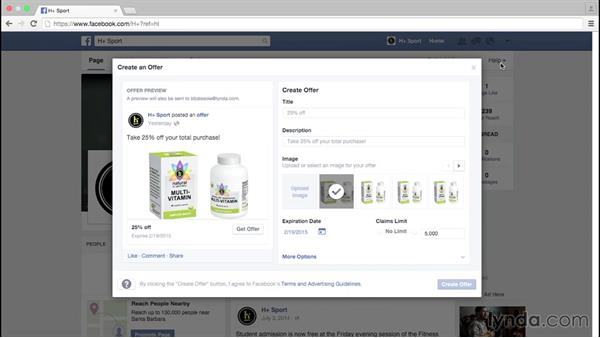 Using Facebook offers: Marketing Tips