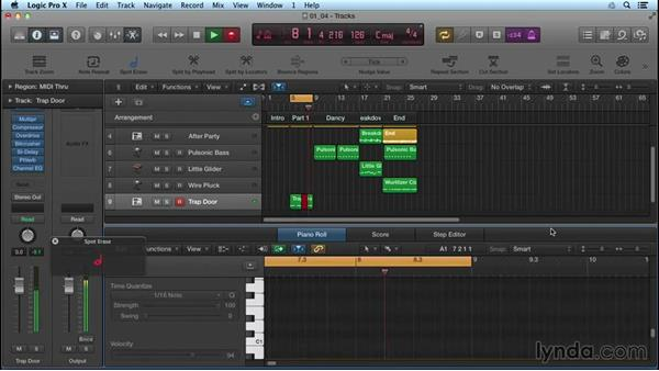 Crafting beats in real time: Logic Pro X New Features