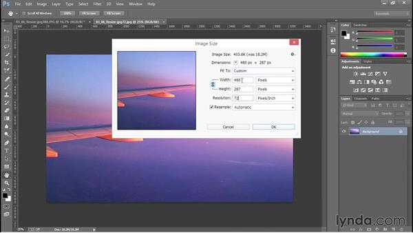 Best practices for image resizing: Productivity Tips for Web Designers