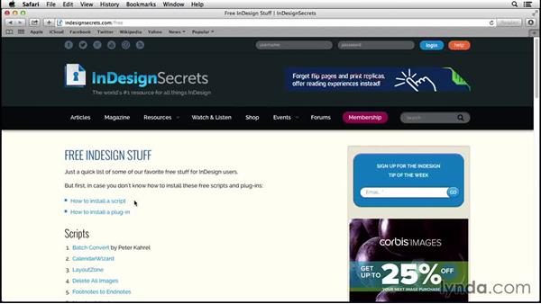 176 Quickly empty out an InDesign document of text and images: InDesign Secrets