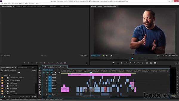 What you should know before you begin: EPK Editing Workflows 06: The Final Product