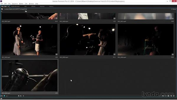 Contrasting content: EPK Editing Workflows 06: The Final Product