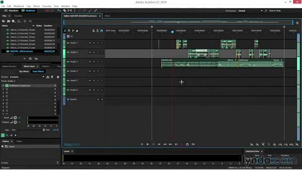 Creating a mix: EPK Editing Workflows 06: The Final Product