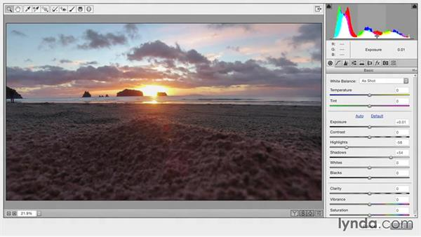 Common action-camera exposure problems: Editing GoPro HERO Photos and Videos with Lightroom and Photoshop