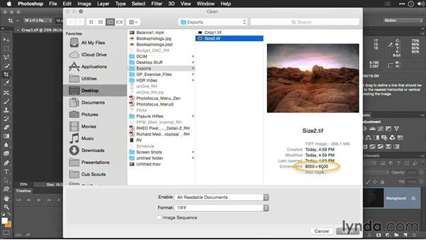 Enlarging action-camera images with Adobe technology: Editing GoPro HERO Photos and Videos with Lightroom and Photoshop