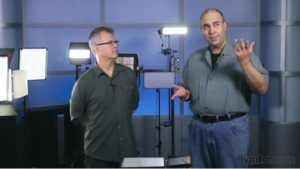 Lighting with LEDs: Video Gear Weekly