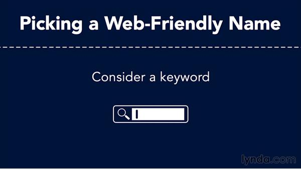 Making it web-friendly: Top 5 Tips for Naming Your Brand