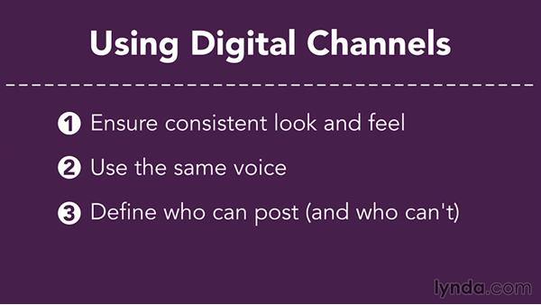 Expressing the brand in digital and social channels: Branding Fundamentals