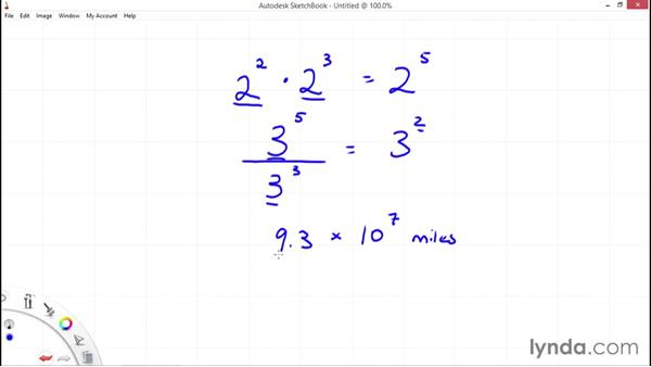 Exponents and square roots: Everyday Math Fundamentals