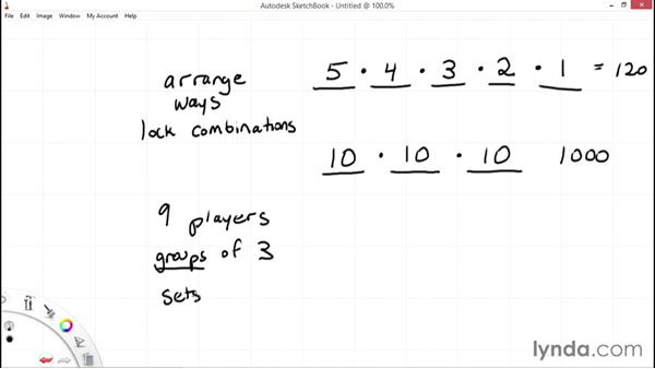 Arrangements and groups: Everyday Math Fundamentals