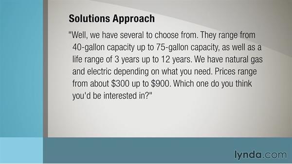 """Product vs. """"solution"""": Sales Fundamentals"""