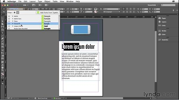 Sending your work to other Adobe Apps: Adobe Comp CC First Look