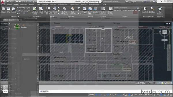Welcome: Creating Sprinkler and Fire-Alarm Systems with AutoCAD