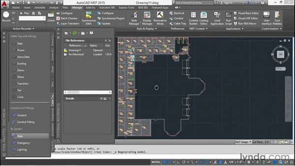 Creating fire-alarm display configurations: Creating Sprinkler and Fire-Alarm Systems with AutoCAD