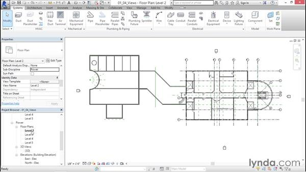 Creating fire-alarm views: Fire-Alarm Systems Design with Revit