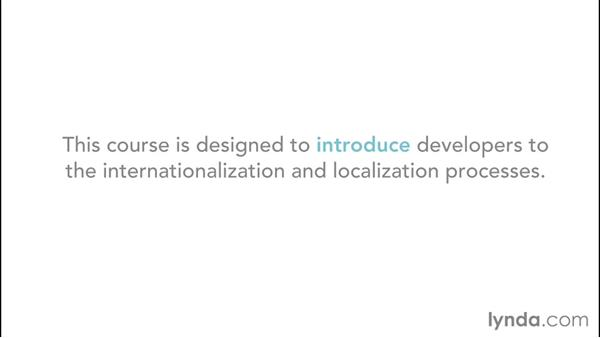 What you should know: Localization for Developers