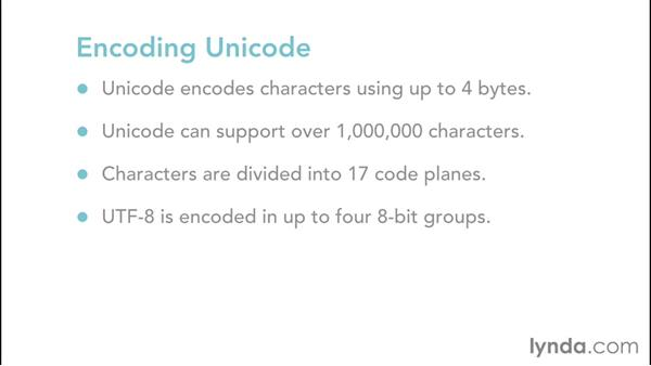 Converting to Unicode: Localization for Developers