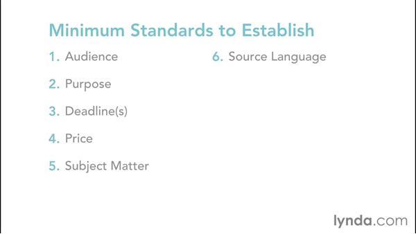 Establishing clear translation standards: Localization for Developers