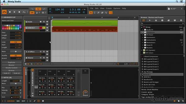 Overdubbing MIDI: Up and Running with Bitwig Studio