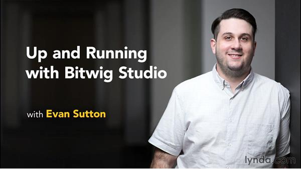 Next steps: Up and Running with Bitwig Studio