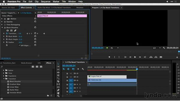 Clip-based transitions: Premiere Pro Guru: Better Transitions