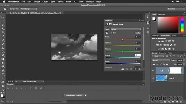 Creating custom gradients using images: Premiere Pro Guru: Better Transitions