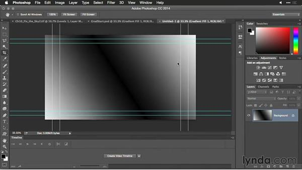 Creating and applying custom gradients from Photoshop: Premiere Pro Guru: Better Transitions