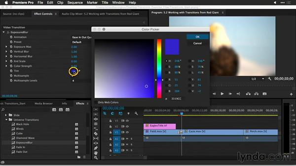 Red Giant: Premiere Pro Guru: Better Transitions
