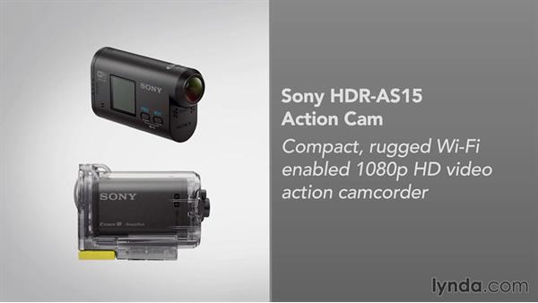 Overview of the Sony HDR-AS15 HD Action Camcorder: Video Gear Weekly