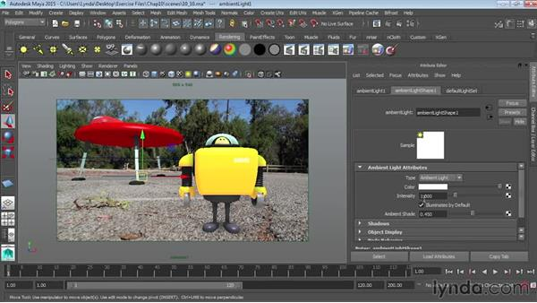 Visual effects and compositing: Getting Started in 3D and Animation