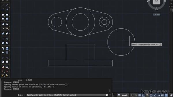 Command-line overview: AutoCAD for Mac 2015 Essential Training
