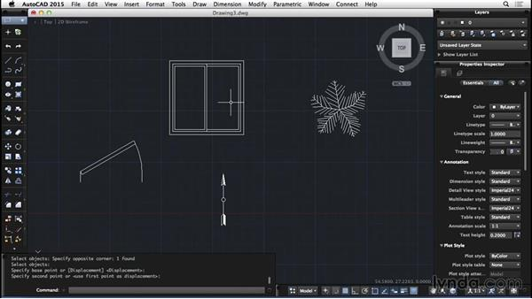 Blocks: AutoCAD for Mac 2015 Essential Training