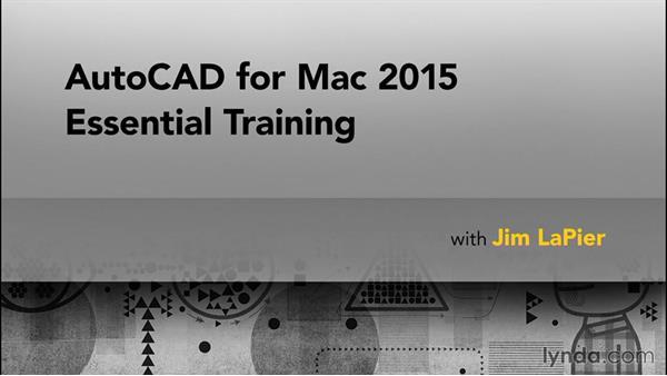 Next steps: AutoCAD for Mac 2015 Essential Training