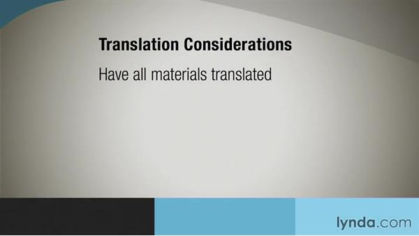Translation and back translation: International Marketing Fundamentals