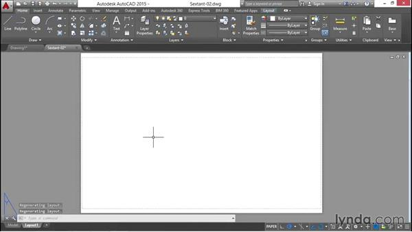 Setting options and configuring page setup for new layouts: Documenting AutoCAD 3D Models