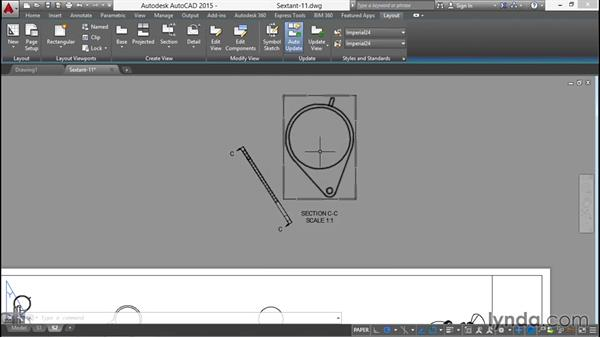 Detailing a single object: Documenting AutoCAD 3D Models