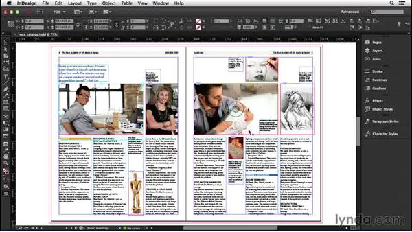 178 How to hide the content grabber donut: InDesign Secrets