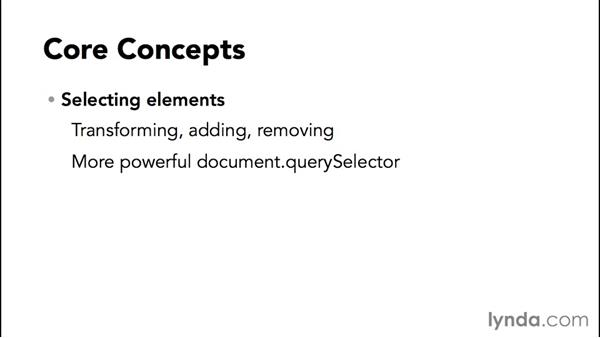 Reviewing jQuery core concepts: jQuery: Creating Plugins