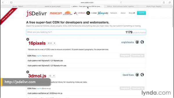 Finding jQuery plugins: jQuery: Creating Plugins