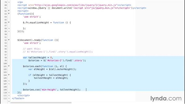 Converting a filter into a plugin in one easy step: jQuery: Creating Plugins