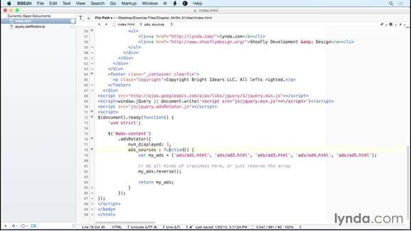 Adding more-powerful options using functions: jQuery: Creating Plugins