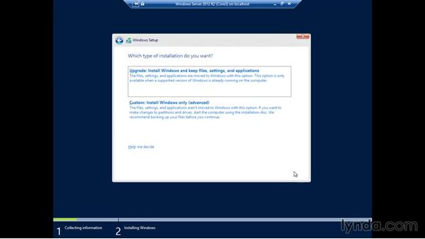 Installing Server Core: Up and Running with Server Core for Windows Server 2012 R2