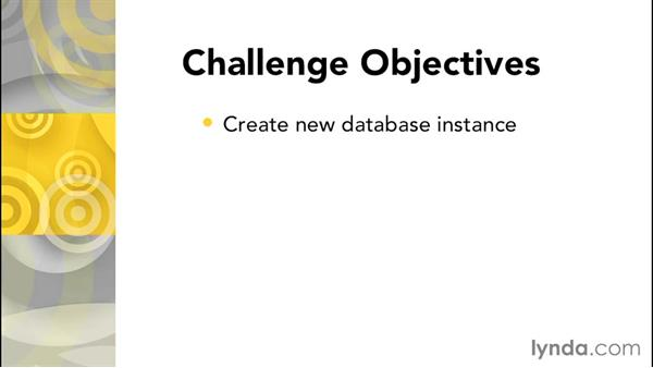 Challenge: Cloud SQL: Google Cloud Storage and Data Essential Training