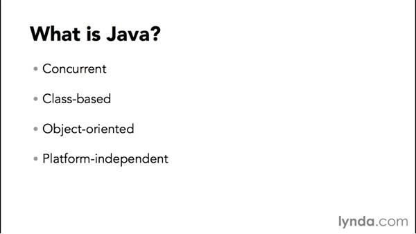What is Java?: Up and Running with Java