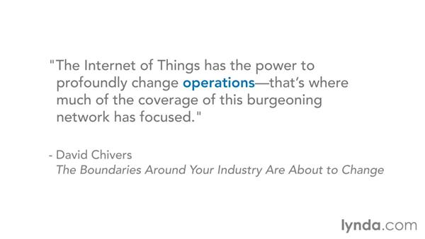 The Internet of Things: Meeting the Challenge of Digital Transformation