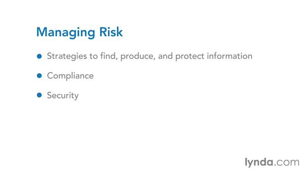 Managing the risk of accelerating information: Meeting the Challenge of Digital Transformation