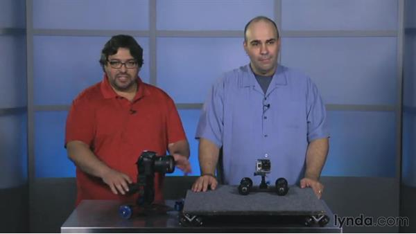 Using a dolly: Video Gear Weekly